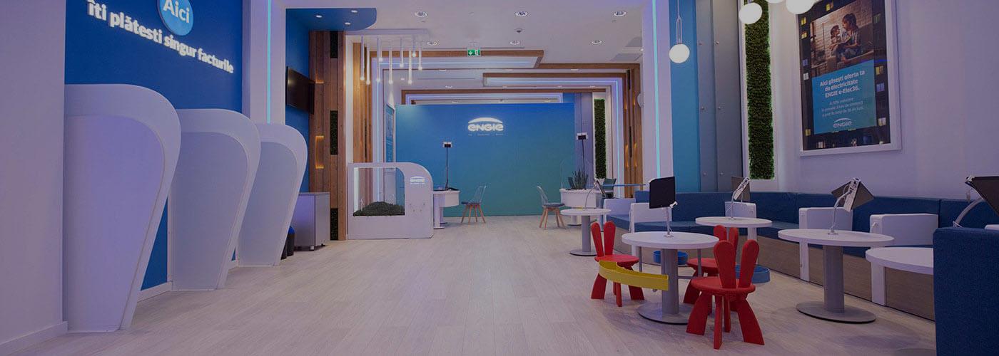 ENGIE a deschis un nou centru de relații clienți în Plaza Mall
