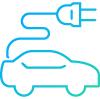 Compatibilă cu orice automobil electric