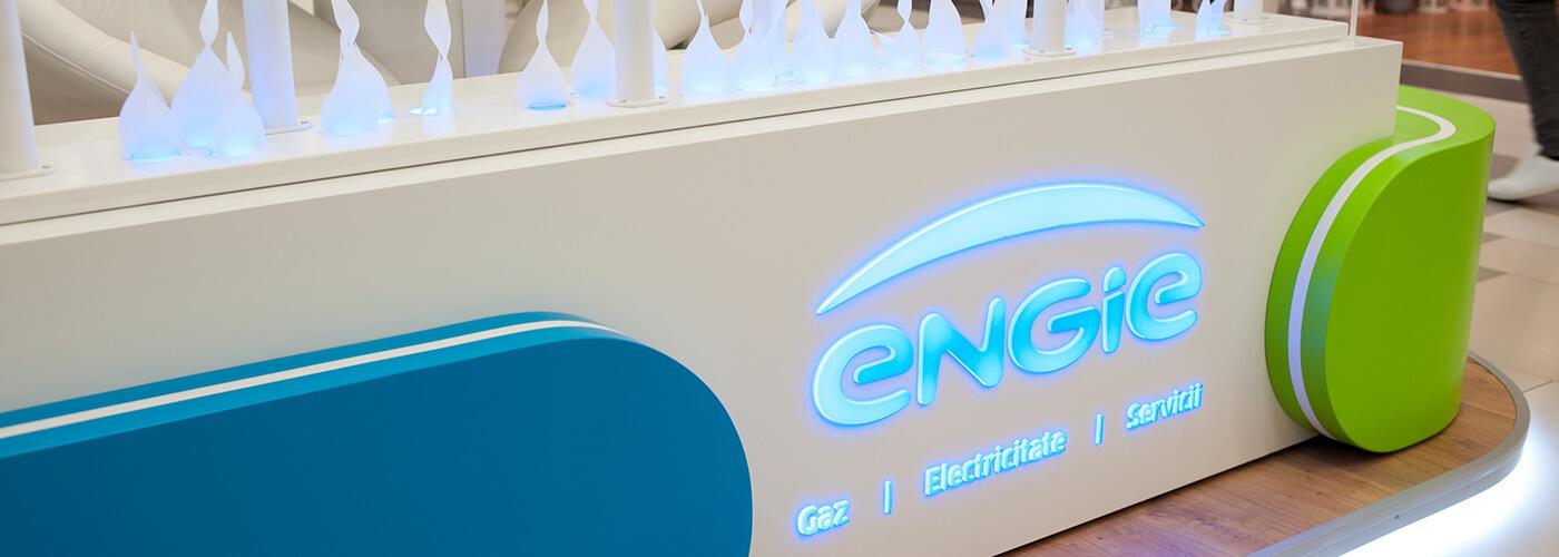 ENGIE este acum şi în Băneasa Shopping City