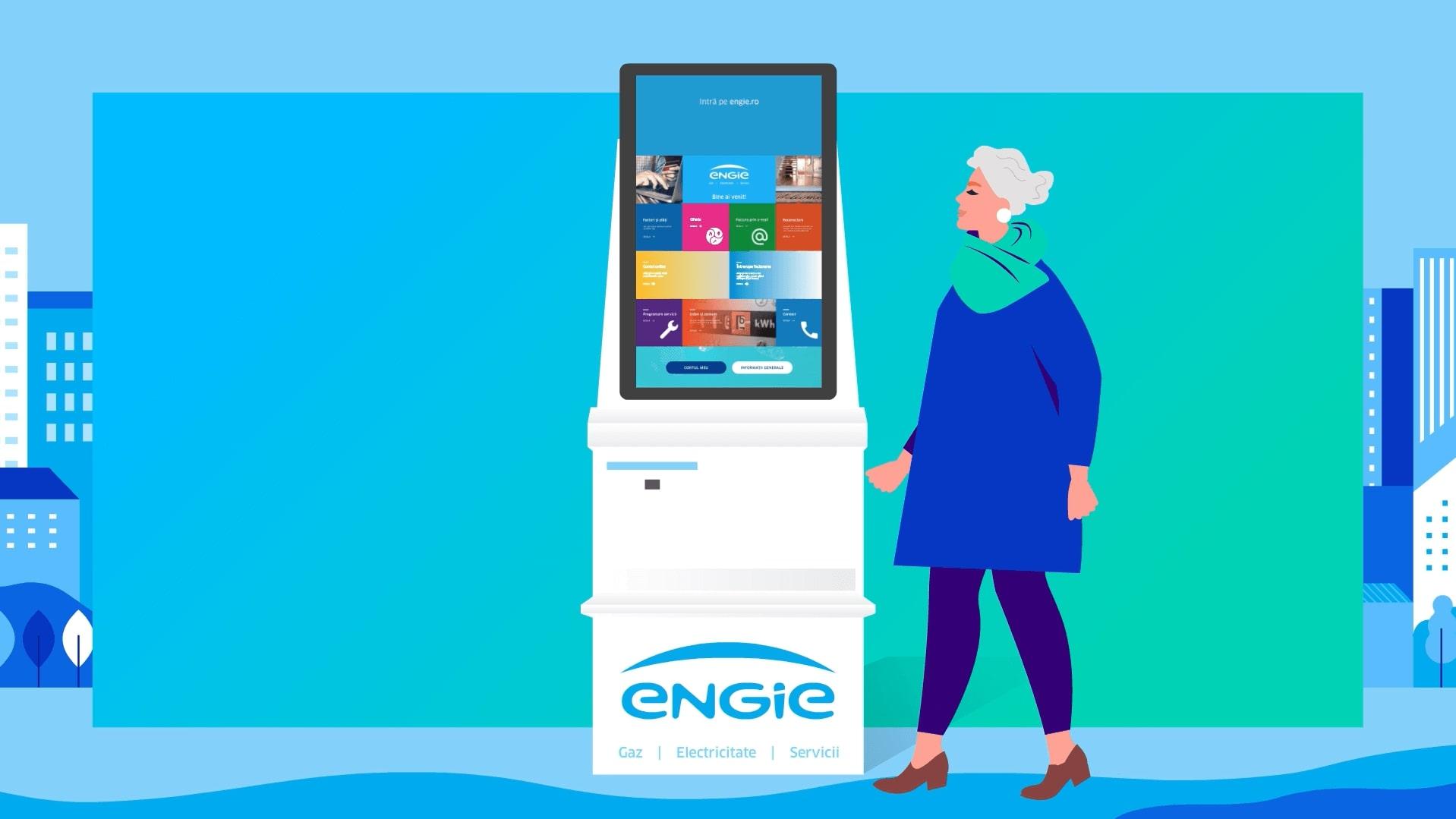 ENGIE Digital Corner, partenerul tău pentru plăți rapide