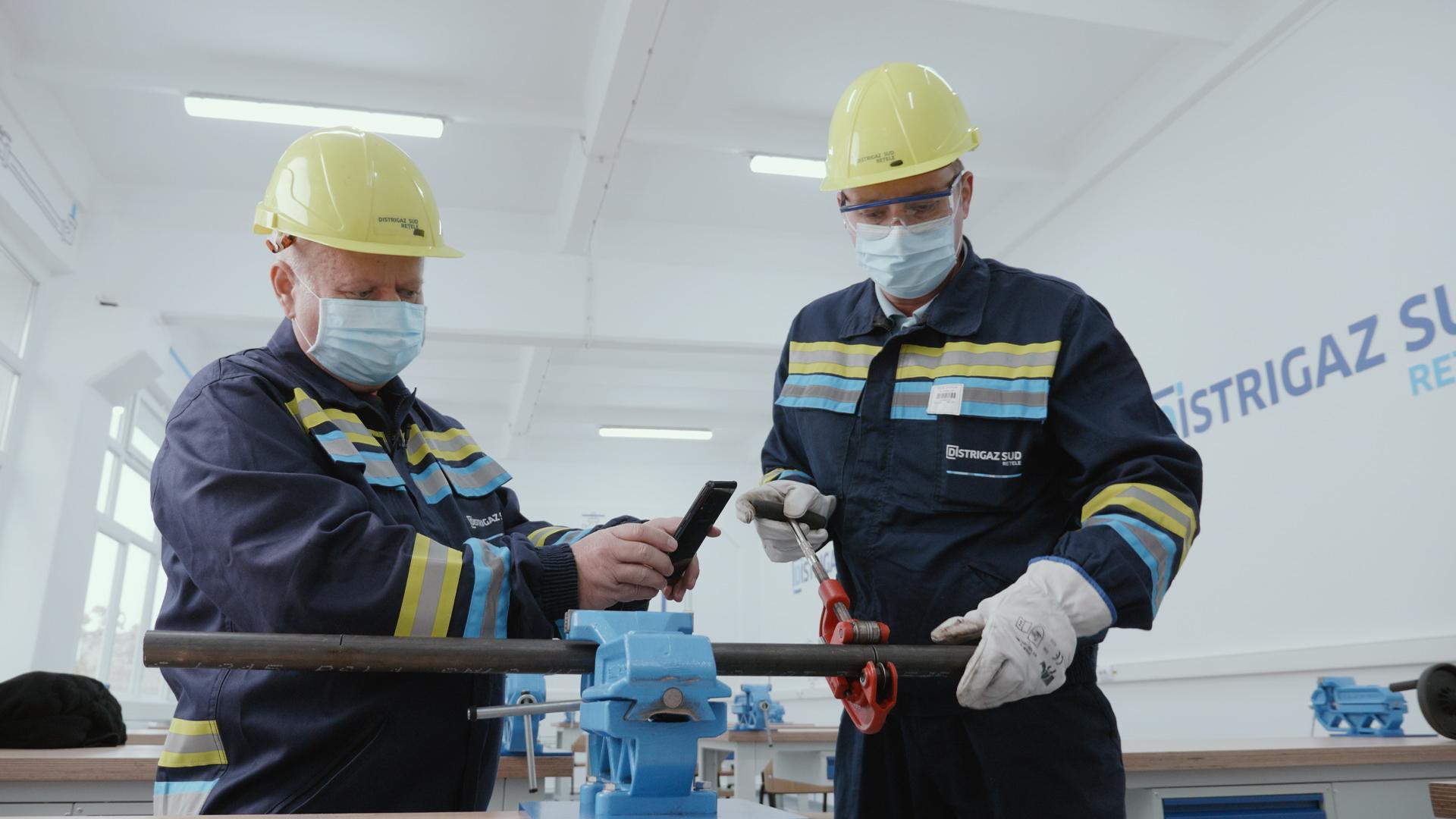 ENGIE continuă investiția în formarea tinerelor generații de instalatori, prin lansarea a două noi clase de învățământ profesional în sistem dual