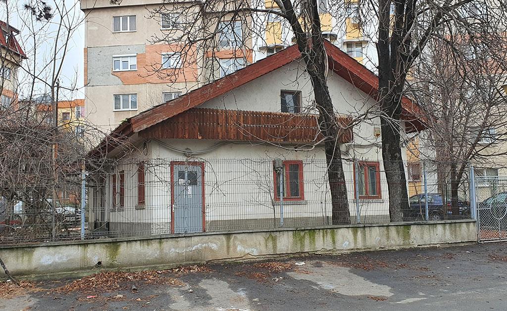 Teren și construcție în Craiova – Strada Dâmbovița nr. 15A