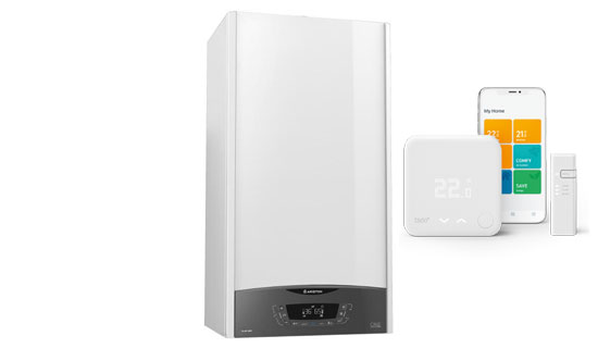 Ariston Clas OnePutere: 24 kW sau 30 kWGaranție 5 ani